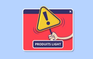 Danger des produits light